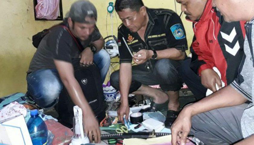 Ibu Rumah Tangga Ditangkap, Jadi Bandar Narkoba di Simalungun