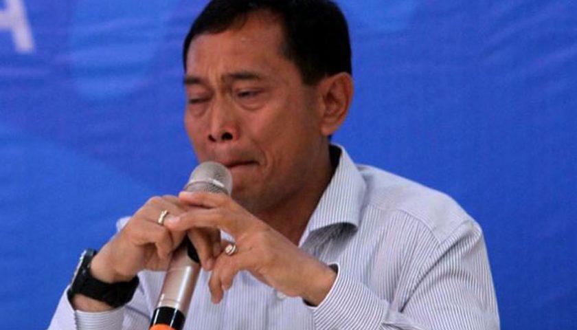 JR Saragih Dicopot?