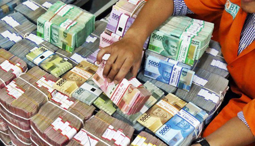 Jumlah Uang Beredar Tumbuh Melambat Sepanjang Februari