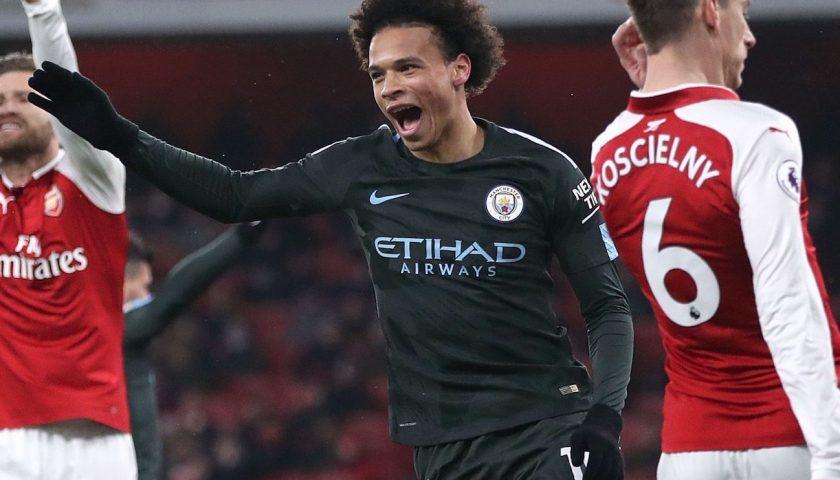 Leroy Sane Anggap Pep Guardiola Merupakan Sosok Inspirasi di Manchester City