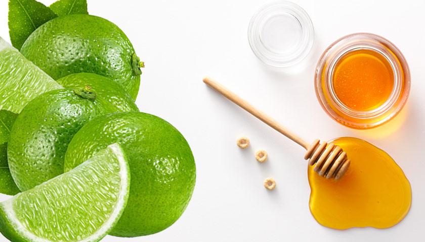 memutihkan wajah dengan masker jeruk nipis dan madu