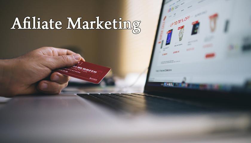 menjadi afiliate marketing