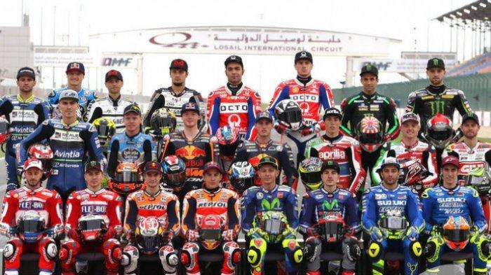 24 Pebalap MotoGP Siap Bersaing di Seri Perdana 2018