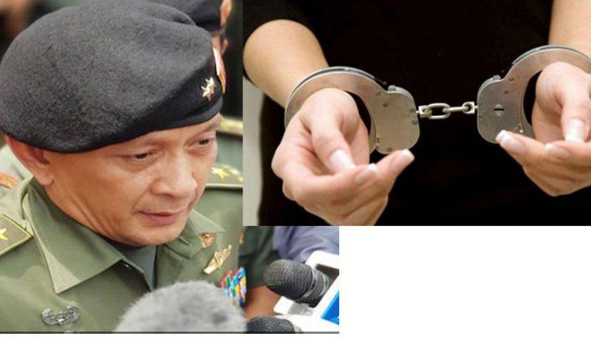 Polis Malaysia Tangkap Dua Oknum TNI?