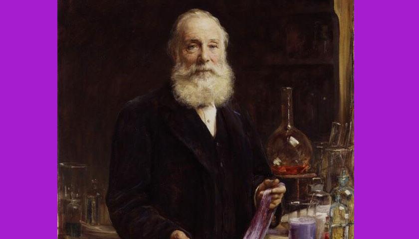 Hari ini, Peringatan 180 Tahun Mr Perkin Pencipta Warna Ungu