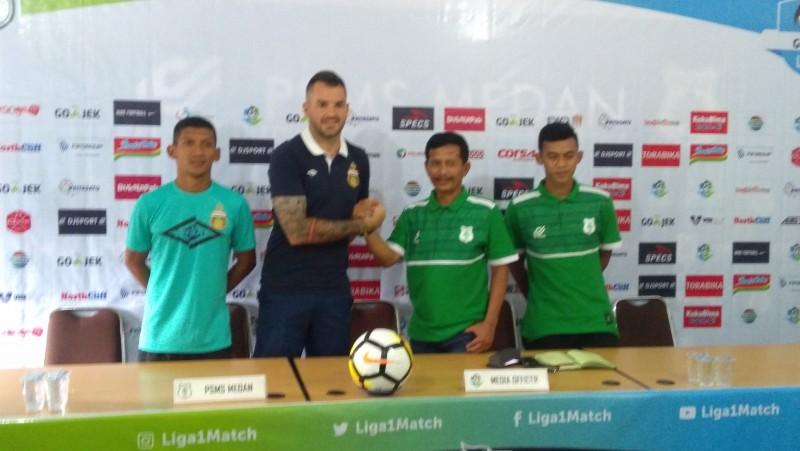 """Prediksi Liga 1 Indonesia PSMS Medan vs Bhayangkara FC: """"Ayam Kinantan"""" Kemenangan Harga Mati"""