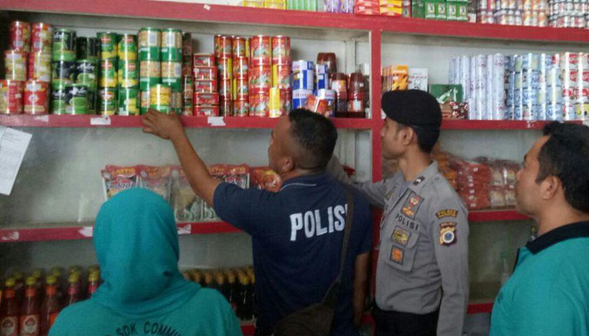Di Sumut, Hanya 4.000 Kaleng Sarden Bercacing Ditarik Petugas