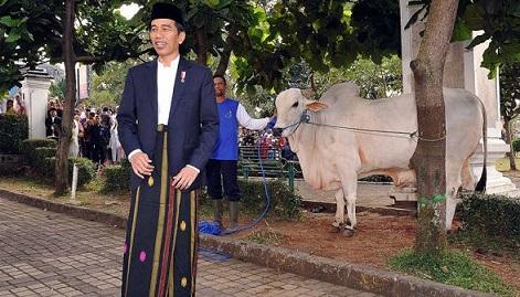 Saling Intip dengan Prabowo, Jokowi Beri Sinyal Cawapres