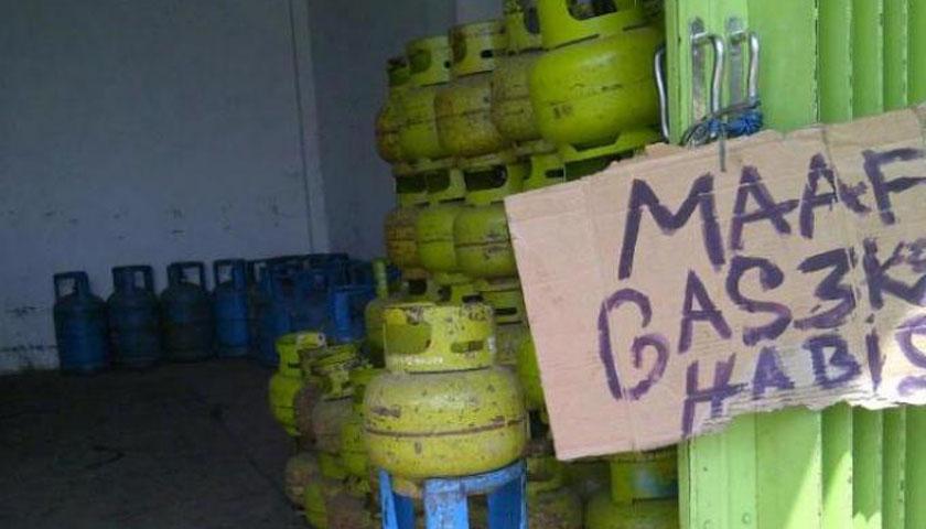 Sumut Krisis Gas, PGN Minta Maaf
