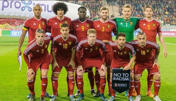 Profil Timnas Belgia Patut Diperhitungkan di Piala Dunia 2018