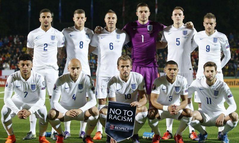 Timnas Inggris Tak Mau Jadi Pecundang di Piala Dunia 2018
