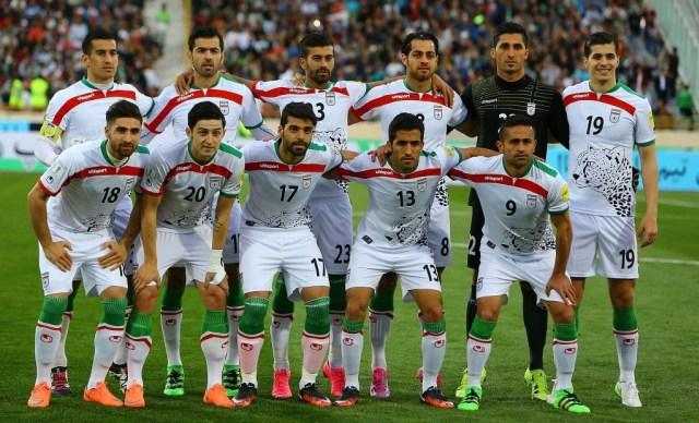 Timnas Iran Dikenal Dengan Nama Tim Melli