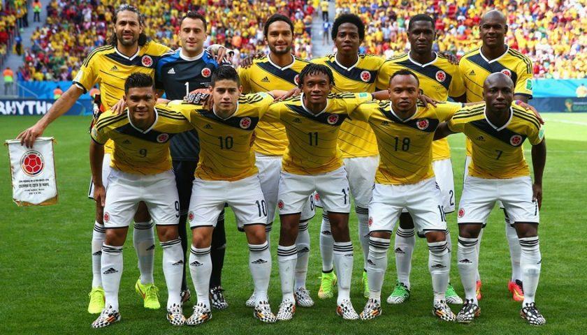 Profil Timnas Kolombia Piala Dunia 2018 Rusia