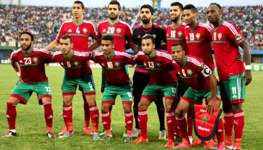 Penantian Timnas Maroko Tampil di Piala Dunia Selama 20 Tahun