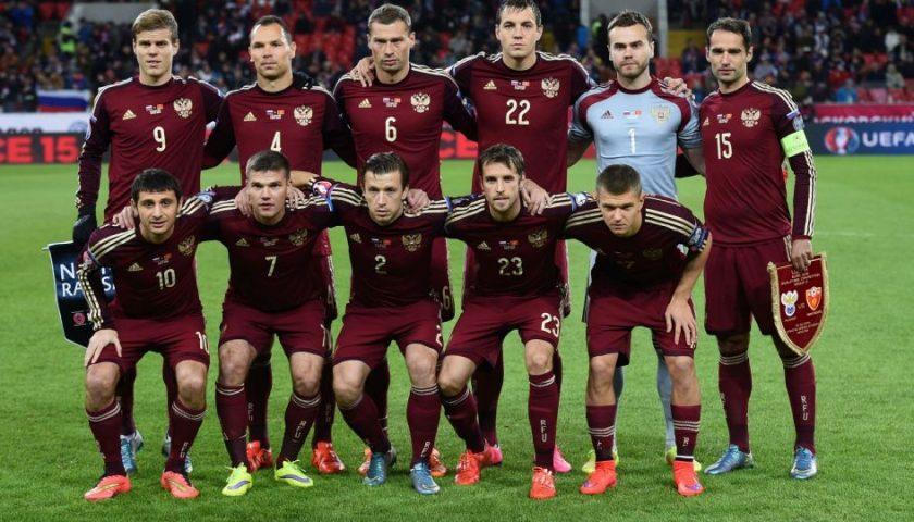 Timnas Rusia Sebagai Tuan Rumah Piala Dunia 2018