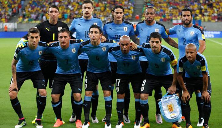 Profil Timnas Uruguay Negara Tradisi Sepakbola