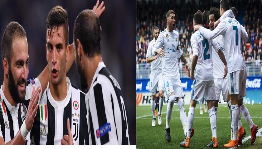 Prediksi Liga Champions Juventus VS Real Madrid 4 April 2018