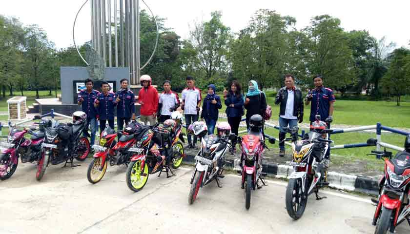 Komunitas Honda Sonic Owner Indonesia (HSOI) Medan