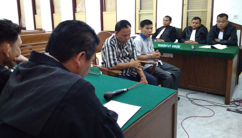 Korupsi Dana Raskin Rp800 Juta, Mantan Camat Padangbolak Dituntut 7 Tahun