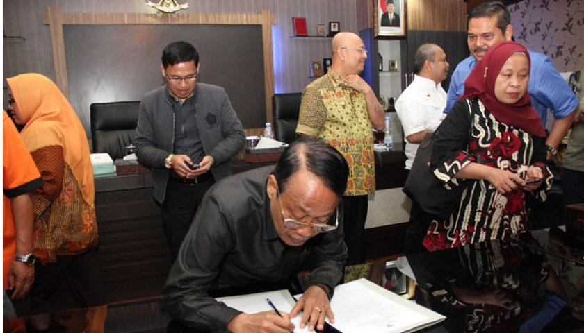 Soal Sengketa Lahan Sari Rejo, Walikota Medan Apresiasi BAP DPD RI