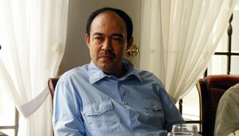 Mantan Walikota Medan, Abdillah Daftar Balon DPD RI ke KPU Sumut