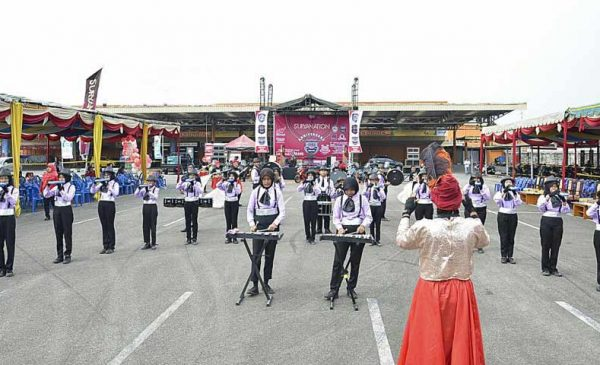 Marching-Band-dari-Yayasan-Rahmat-Islamiyah