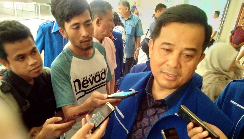 Plt Ketua Demokrat Sumut Pastikan Statemen JR Saragih Adalah Pribadi