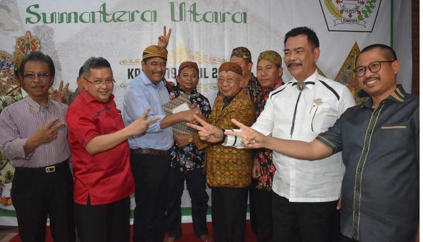 DPP Pujakesuma Siap Menangkan Pasangan Djoss Jadi Gubsu dan Jokowi Jadi Presiden
