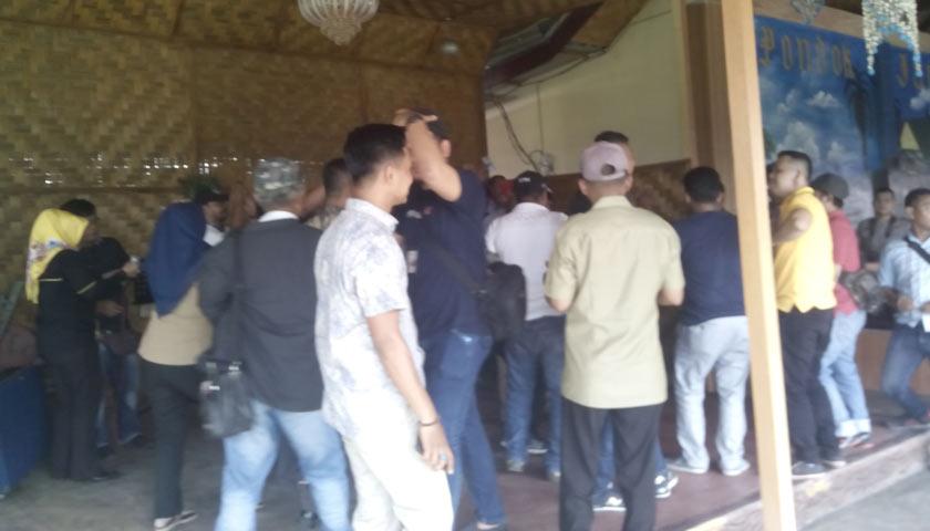 Silaturahmi Dengan Wartawan, Kapolres Pelabuhan Belawan Minta Dukungan