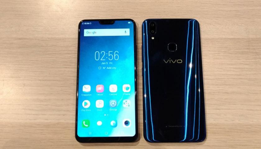 Vivo Mulai Pasarkan V9 Cool Blue Limited Edition