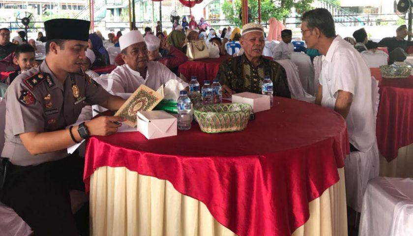 Kompol Yasir Ahmadi Dipercaya Jadi Juri Adzan dan Tahfiz Qur'an