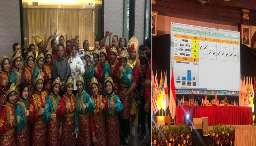 Akhirnya! Aceh-Sumut Terpilih Jadi Tuan Rumah PON 2024