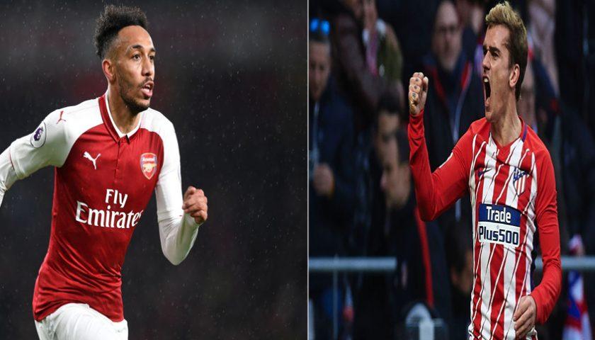 Prediksi Liga Eropa Arsenal vs Atletico Madrid 27 April 2018