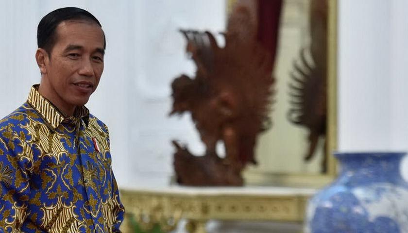 Tak Terbuai Hasil Survei, Jokowi Kantongi Nama Cawapres