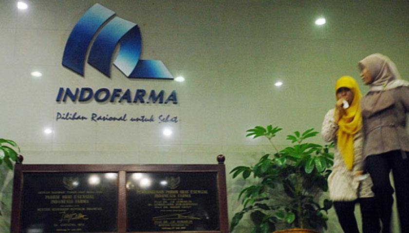 Capex Indofarma Dianggarkan Rp 160 Miliar