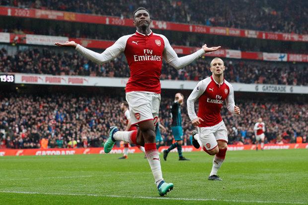 Liga Inggris, Arsenal Menggilas Southampton 3-2