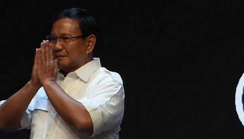 Katanya Didukung Luhut, Gerindra Deklarasikan Prabowo 11 April