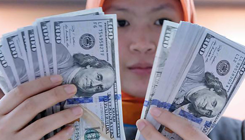 Ketegangan Geopolitik Berkurang, Dolar AS Menguat
