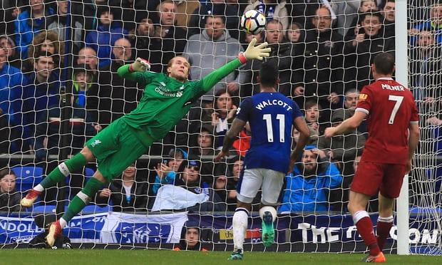 Liga Inggris, Duel Everton vs Liverpool Berakhir Tanpa Gol