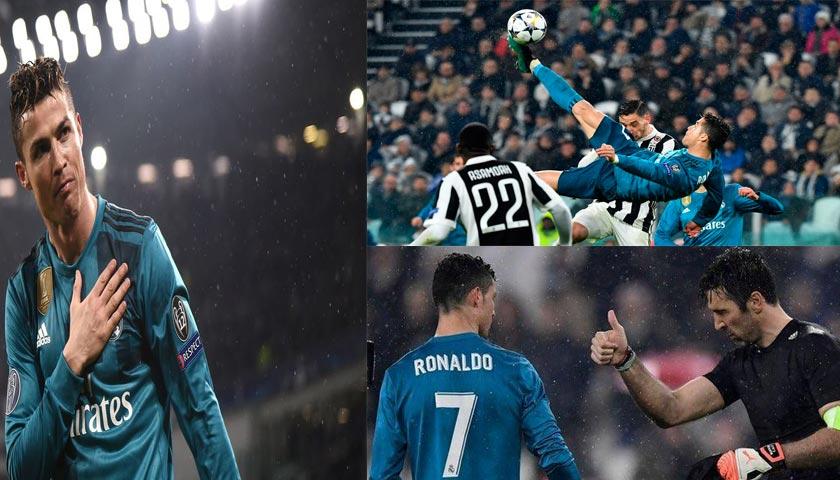 Cristiano Ronaldo Ucapkan Grazie Terimakasih Pada Fans Juventus