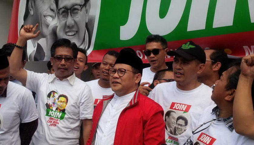 PKB Usung Jokowi-Muhaimin, Petinggi PDIP: Itu Sah-sah Saja