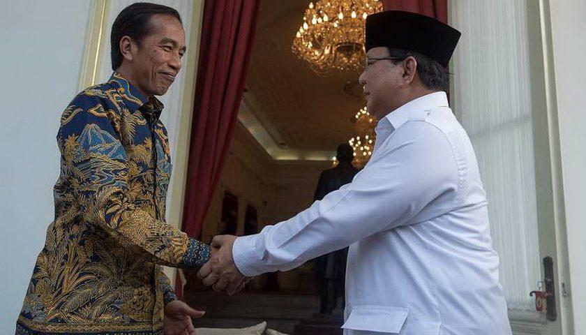 Romi Harap Jokowi vs Prabowo Bermartabat dan Tanpa SARA
