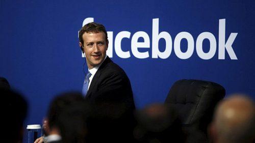 Laba Facebook Kuartal I Tahun 2018 Capai 11,97 Miliar Dolar AS