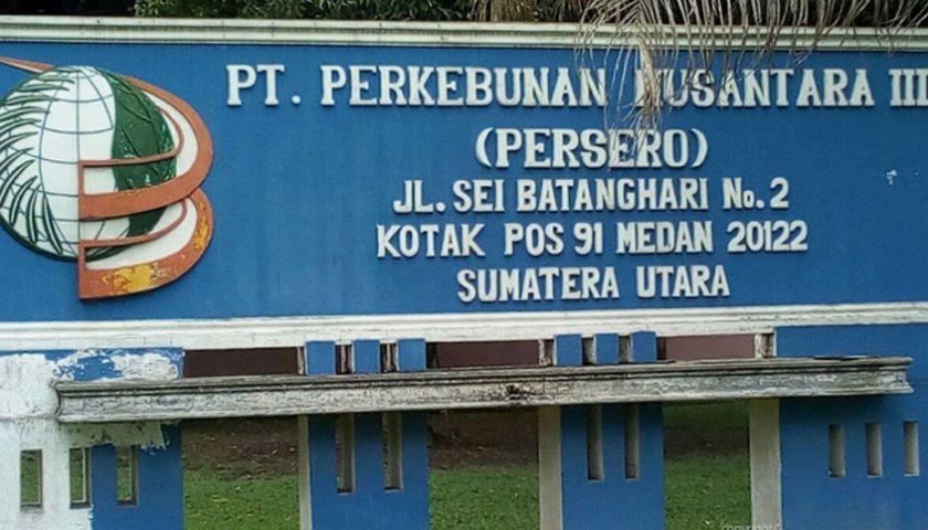 Target Laba Bersih PTPN3 Rp 2,5 Triliun