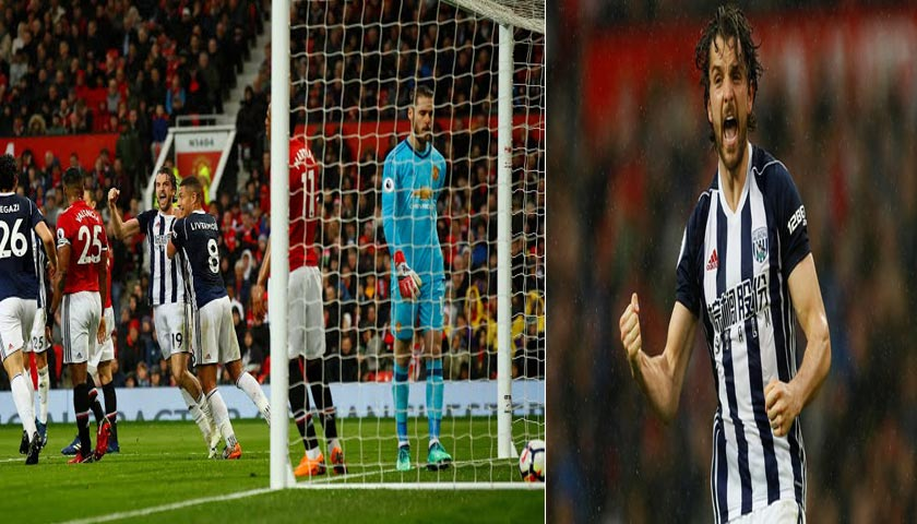 Manchester United Dipecundangi Tim Calon Degradasi West Brom
