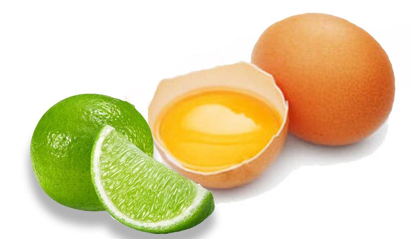 masker jeruk nipis dan putih telur