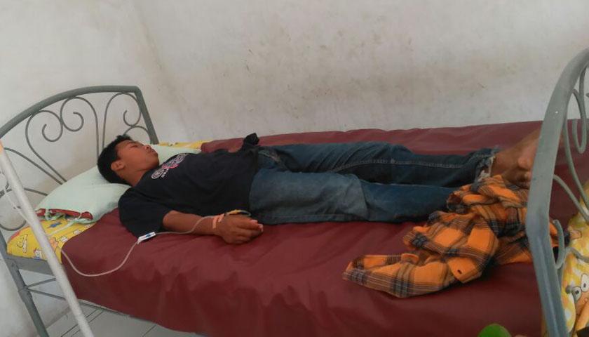 Dituduh Mencuri di Mesjid, Warga Medan Labuhan Bonyok Dipukuli Warga