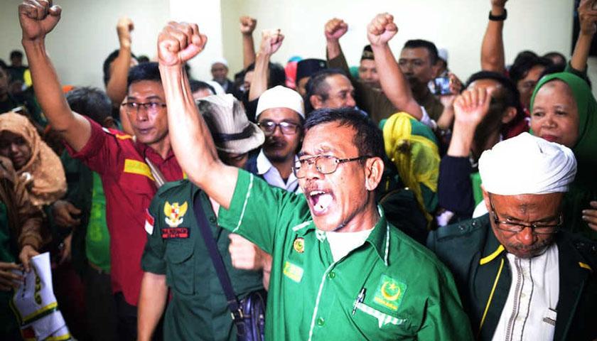 Sekber Gerindra-PKS Diresmikan, PBB Bantah Gabung