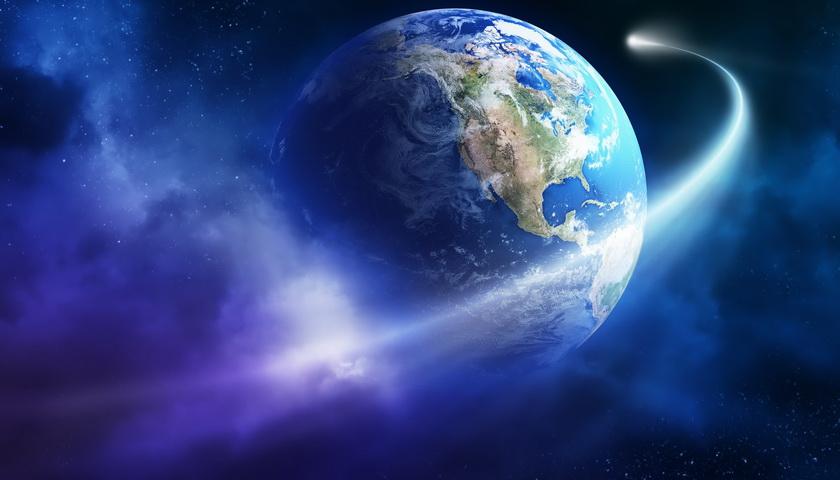 Mengapa Bumi Harus Berotasi dan Jam Berputar ke Kanan?