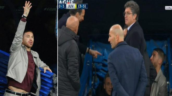 Sergio Ramos Terancam Terkena Hukuman di Semifinal Liga Champions